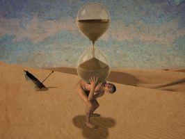 The weight of the time by merkchen