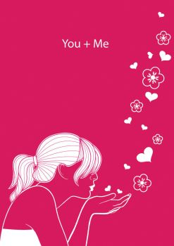 You+Me by gummyleen