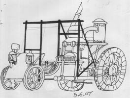 heavy steam auto by BC25