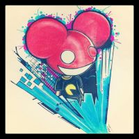 Deadmau5 by td4rt