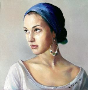 Jewish Woman by ~selma-todorova