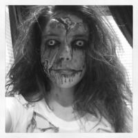 me as a zombie by haley-loves-you