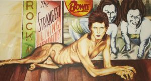 Diamond Dogs by Woolf20