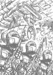 Invasion Force by HarHon