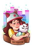 Bee and Puppycat by CypherDen