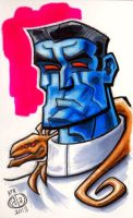 Grand Admiral Thrawn by Chad73
