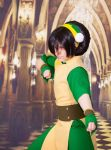 Toph Beifong - Festival photo by Fury-kun
