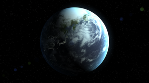 EARTH 2013 by sgste