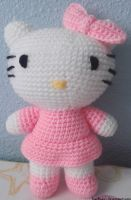 Hello Kitty by Luchusus