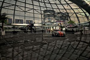 Redbull Hanger with a Viper GT5 by whendt