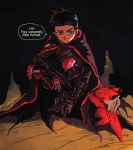 Damian and Goliath by MELLORIA358