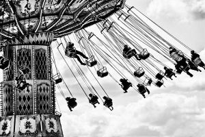 Grona Lund by cahilus