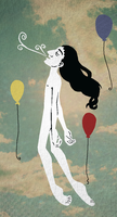 Where Balloons Go to Die by CarrieExMachina