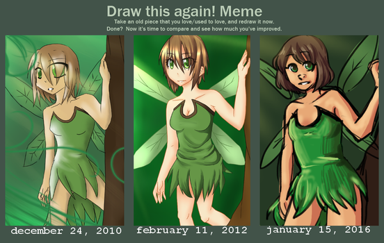 Improvement Meme by hyuusz