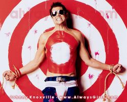 Johnny Knoxville 1 by JaCkY506