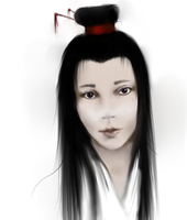 Tomoe by AniRingo