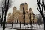 Orthodox cathedral in Riga by yanism