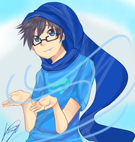 John Egbert by Magianwizard