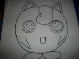 Jigglyyypuff... by CrescentMoon96