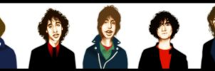 The Strokes by verauko