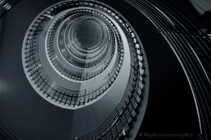 Spiraling Out of Sleep by Minko6