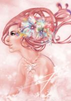 Pink 2 by Estaire