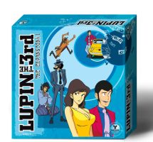 Lupin III expansions box by Erebus-art