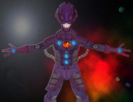 G for Galactus by blacksmith7