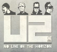 U2 No Line on the horuzon v2 by mr-pink-eyes