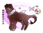 [OPEN] seal surprise | vylle auction by twivylle
