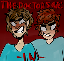 Doctor Free and Jones by 8angarang