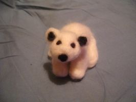 Clyde the Polar Bear by No-Dogs-Allowed