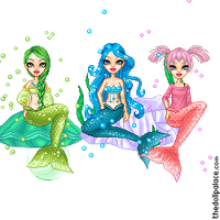 mermaids by lollypoplollypop0000