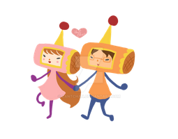 Katamari Love by ZantChan