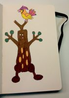 Sudowoodo and Friend by madizzlee
