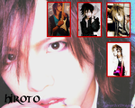 Hiroto of Alice Nine by LunarIceDragon