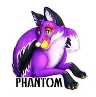 Phantom (#1 by Silvixen) by Eric4372
