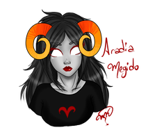 Aradia Megido by MkPropus