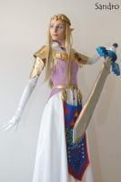 cosplay zelda -2 by sadakochan87