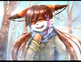 first snow by Reroro-GC