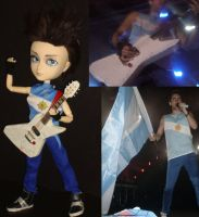 Jared doll and mini Pythagoras by 5akuraD1va