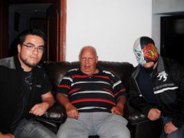 Grandmaster of Lucha Libre by NEMESIST-103