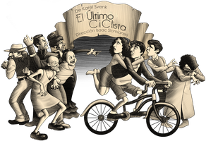 El Ultimo Ciclista by Designed-One