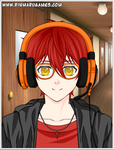 Mystic Messenger: 707 by ShugoJess0313