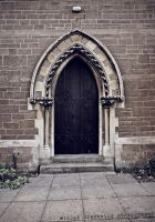 The Door by olekHektor