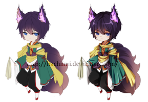 [Custom adoptable trade] Yanderika by Hachiimi
