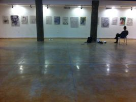 An exhibition by pill-boy