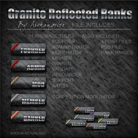 Granite Reflections Forum Ranks by bry5012