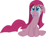 Don`t Cry Pinkamena by AB-Anarchy