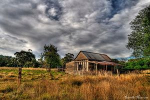 Abandoned House HDR by DanielleMiner